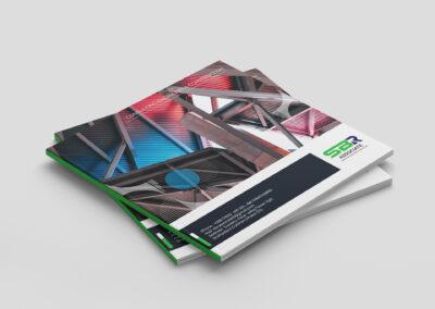 SBR Broucher Design
